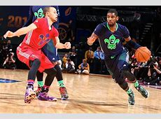 NBA All-Star Game 2014: Score, Grades and Analysis for ... Kyrie Irving All Star Game Mvp