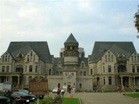 mansfield prison haunted house ohio state reformatory things i love pinterest