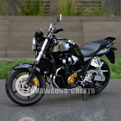 diecast metal model toys 1 12 honda cb1300sf motorcycle sport bike replica collection