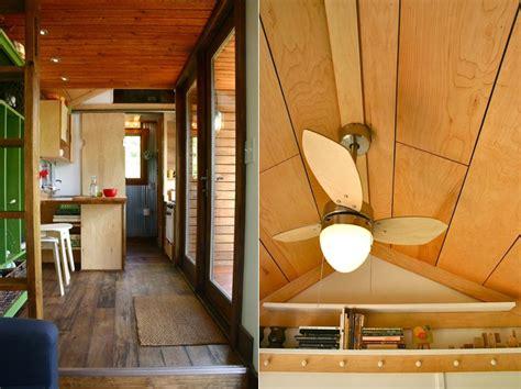 Tiny Interiors Jetson Green Ohio Modern Tiny House For The Lofty