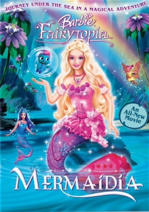 barbie zeemeermin film nederlands barbie fairytopia mermaidia 2006 moviemeter nl