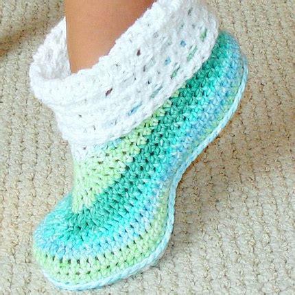 crochet boot slippers free patterns boot crochet pattern slipper 171 patterns