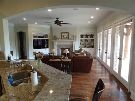 furnished walkout basement design gallery interiors ellen grasso inc traditional basement dallas by
