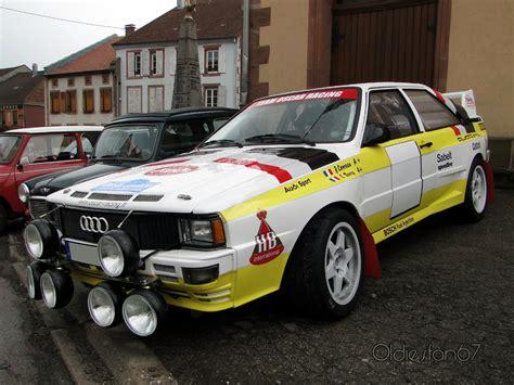 Audi Quattro A2 by Audi Quattro A2 1983 1984 Oldiesfan67 Quot Mon Blog Auto Quot