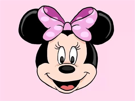 Minnie Mouse by 3 Ways To Draw Minnie Mouse Step By Step Wikihow