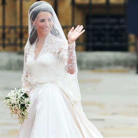 Wedding Dress Kate Middleton by Shop Kate Middleton Wedding Dress Lookalikes Popsugar