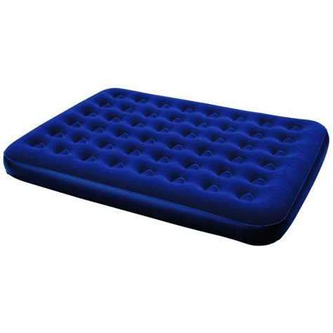 matelas gonflable floqu 233 2 places xl bestway achat vente lit gonflable airbed cdiscount