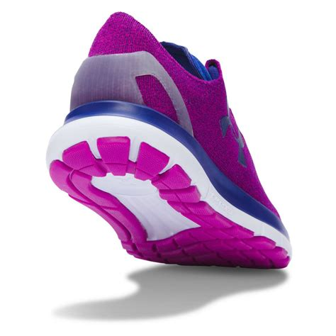 purple sneakers womens armour speedform slingride womens purple sneakers