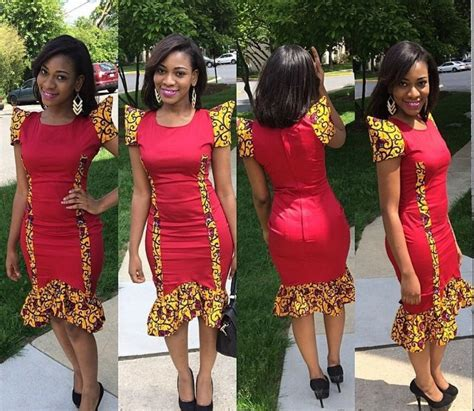 latest style in nigerian ovation nigeria ankara wedding ovation styles fashion dresses