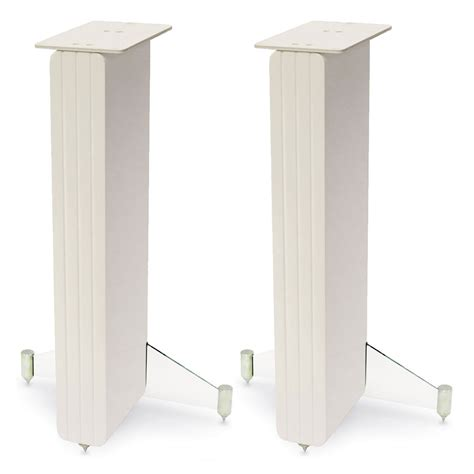stand l set concept 20 stands white set qacousticsstore nl