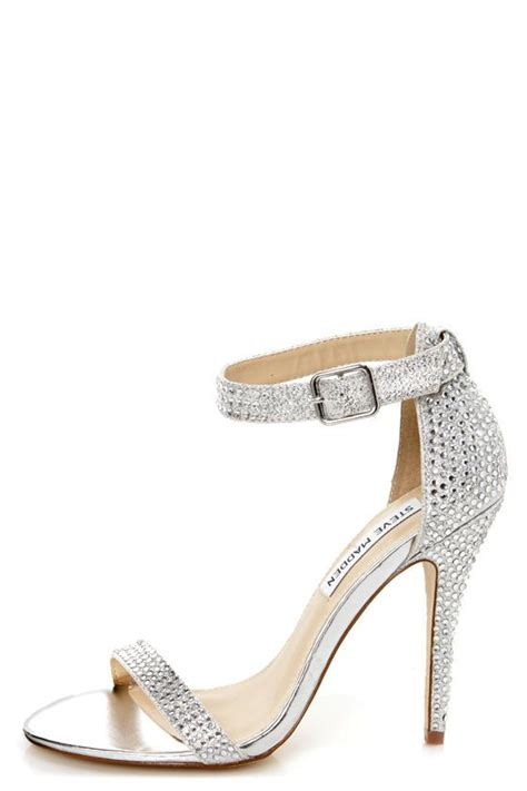 25 best ideas about silver wedding shoes on