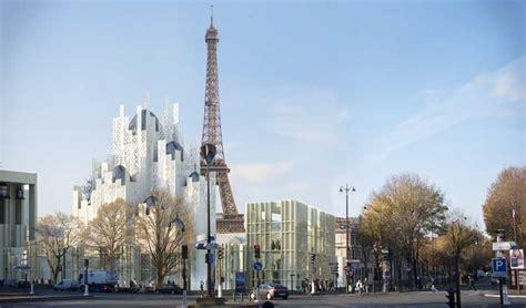 Spiritual Interior Design by Russian Cultural Centre Paris E Architect