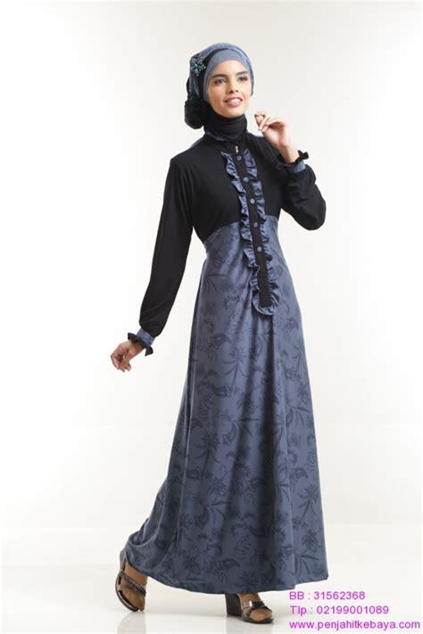 Adora Syari Black baju muslim santai toko cantik unik toko cantik unik