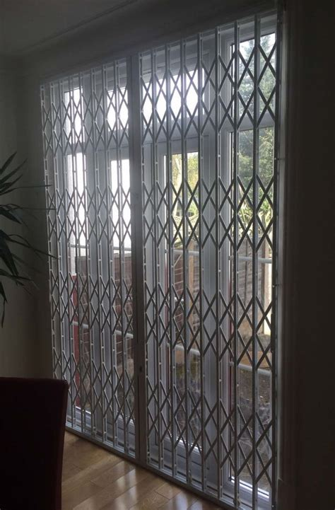 Security Grilles For Patio Doors 71 Best Portones Garage Images On Pinterest Sunroom Blinds Concrete Slab And Fence