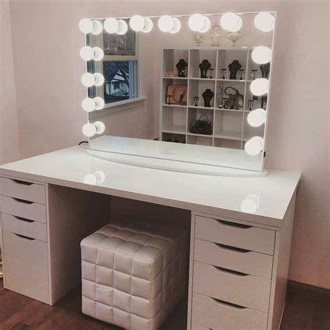 Ikea Vanity Table Ideas Ikea Vanity Table Shelby