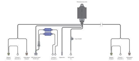 wiring diagram bi xenon headlights wiring diagram