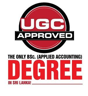 Entry Requirements For Mba In Sri Lanka by B Sc Applied Accounting Degree At Institute Of
