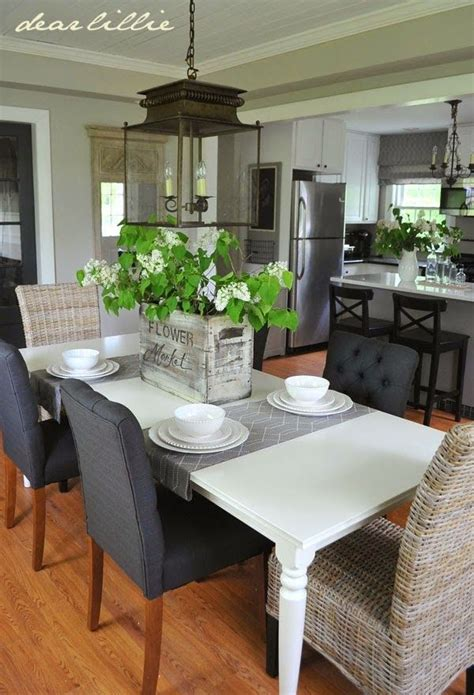 25 unique dining table runners ideas on