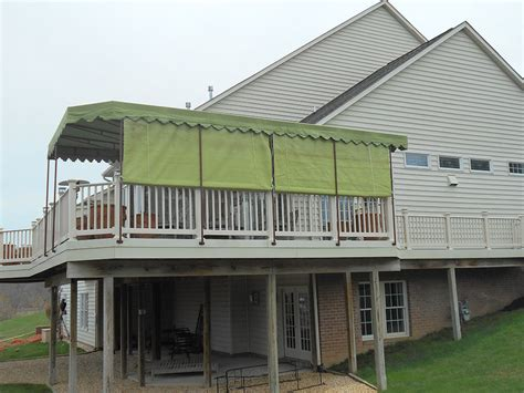 deck awning deck awning decor doherty house how to build deck awning