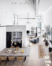 Photo Interieur Appartement Moderne by 25 Best Ideas About Loft Interior Design On