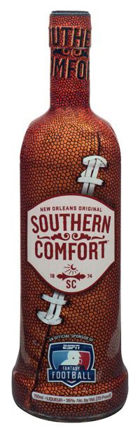 southern comfort magazine southern comfort releases limited edition football wrapped