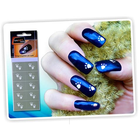 effect nail design kit kit de plantillas nail art reutilizables templates nail