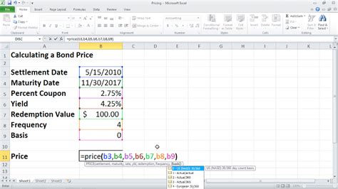excel 2010 functions tutorial excel 2010 financial functions in depth