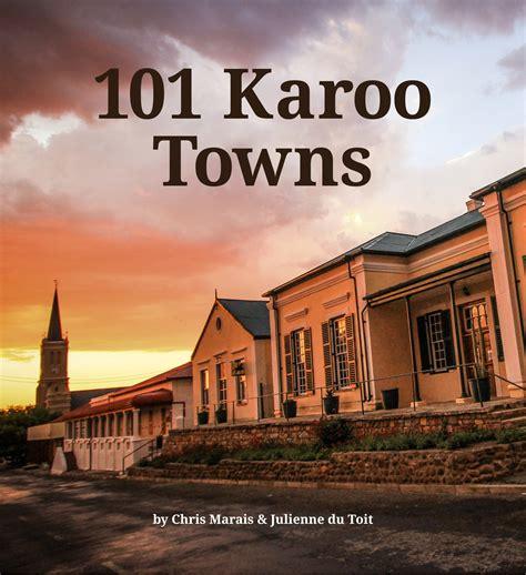 Car Armchair 101 Karoo Towns Ebook Karoo Ebooks
