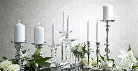 candele bianche candele bianche riflessi di purezza e romanticismo