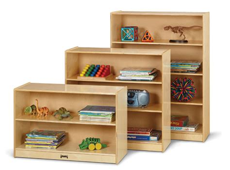 Jonti Craft Bookcase jonti craft fixed shelf bookcase
