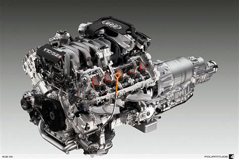 audi s8 with lamborghini engine s8e hr image at