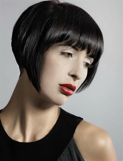 a line feathered bob hairstyles various kinds of a line bob a line bob haircut is always