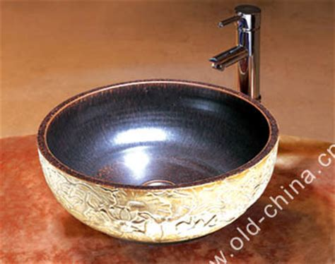 china handmade ceramic sink old0218 china ceramic sink