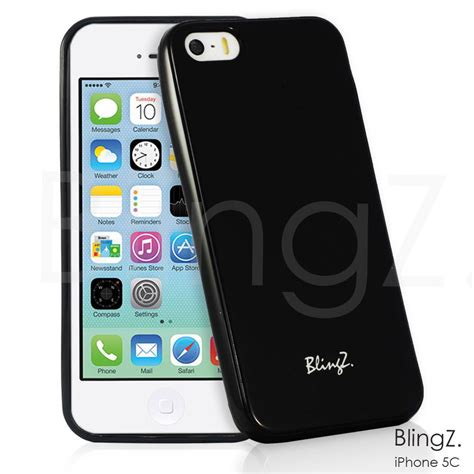 Iphone 5c 5 C Soft Jelly Style Casing Cover Bumper new tpu gel jelly rubber silicone phone cover for