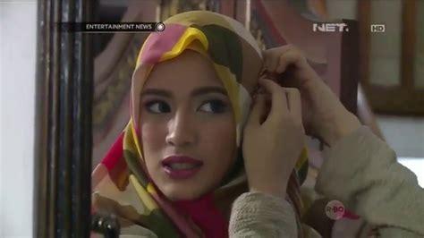 tutorial jilbab alyssa soebandono tutorial hijab alyssa soebandono versi on the spot