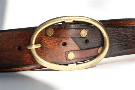 17 best ideas about mens leather belt on s
