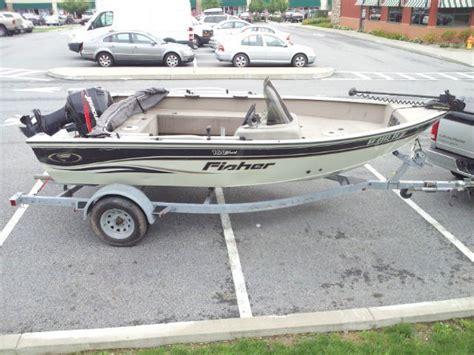 fisher aluminum boats 2004 fisher hawk 160sc aluminum fishing boat 6950 7000