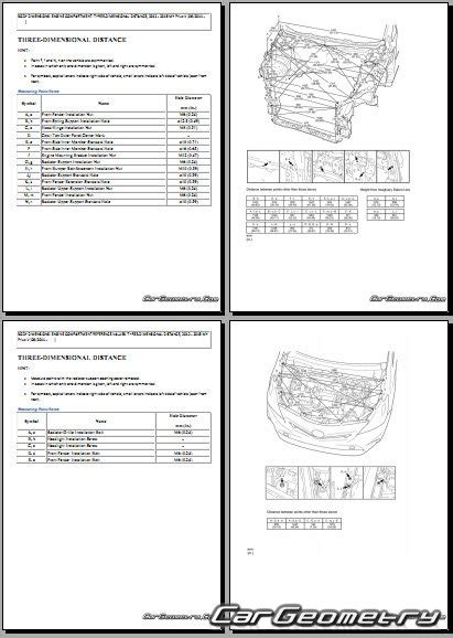 car repair manual download 2012 toyota prius c instrument cluster кузовные размеры toyota prius v 2012 2015 zvw41 collision repair manual