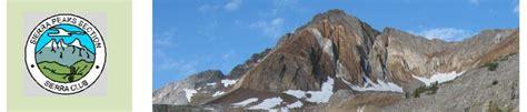 Sierra Peaks Section Sierra Club