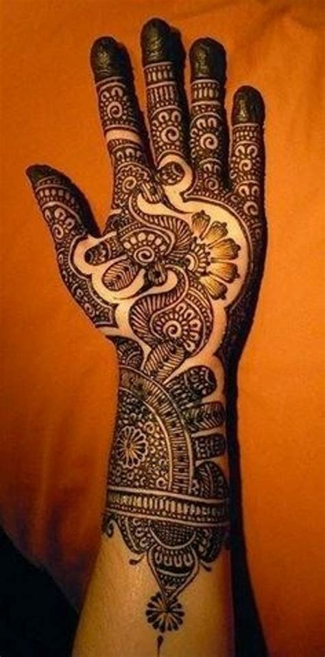30 classic indian bridal mehndi designs 2013 for girls 020