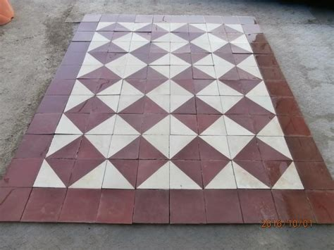 sale reclaimed victorian floor tiles salvoweb czech republic