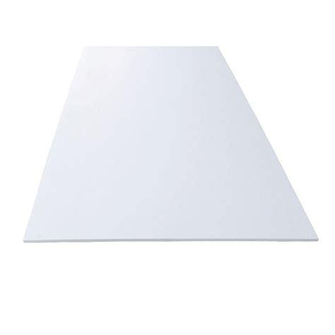 white pvc sheet panel