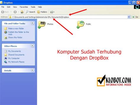 dropbox indonesia cara mudah sharing beragam file menggunakan dropbox