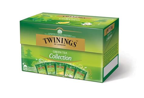 Twinings Green Tea Collection twinings genuport de