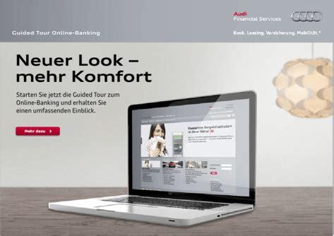 Audi Online Banking by Audi Bank Girokonto Erfahrungen 50 Willkommenspr 228 Mie