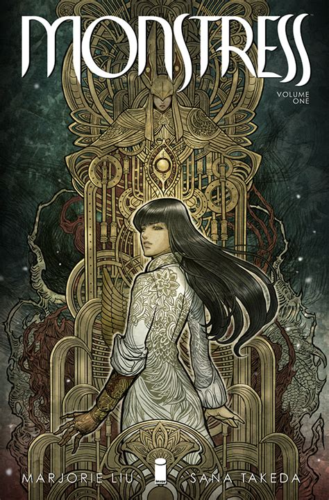 ravaged the vire awakenings series volume 7 books monstress vol 1 tp releases image comics