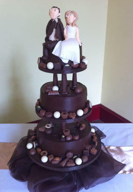 Hochzeitstorte Schokolade by Chocolate Wedding Cupcakes Recipe Dishmaps