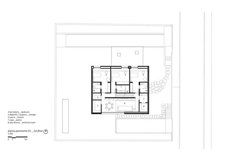 cube house rotterdam floor plan