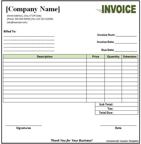 sales invoice templates twenty hueandi co