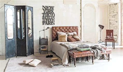 industrial bedroom furniture vintage industrial furniture designs revive bedroom spaces